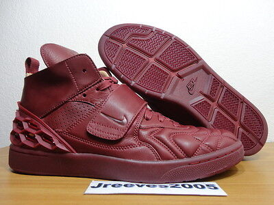 new product 8f131 a5151 NikeLab Tiempo Vetta TEAM RED Sz 9 100% Authentic Nike 840482 600 RETAIL   250