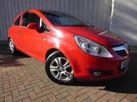 Vauxhall Corsa 1.2 Energy 16v, 3 Door, Red, 1 Owner From New, Superb! Drives Like New
