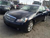 2007 Infiniti M35 Luxury,AUTO,A/C,LEATHER AND SUN ROOF,LOW Km 15