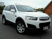 2014 Holden Captiva CG MY14 7 LS White 6 Speed Sports Automatic Wagon Chermside Brisbane North East Preview