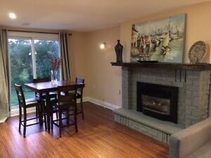 Beautiful and Immaculate one bedroom apartment for rent!