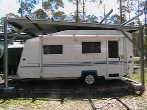 Original 2011 COROMAL PRINCETON P667S CARAVAN For Sale In South Nowra NSW