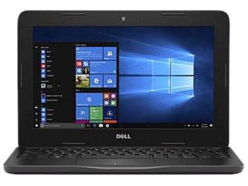 "DELL 3180 11.6"" Laptop Intel Pentium N4200 (1.1 GHz) 4 GB Memory"