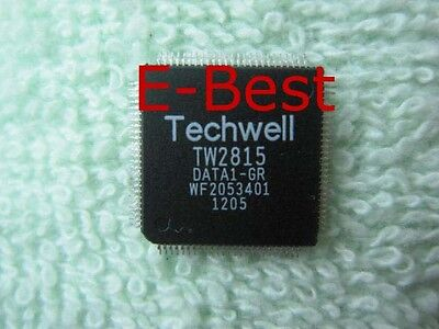 1 Piece New Techwell Tw2815 Qfp100 Ic Chip
