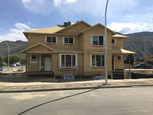 Don't miss out on this brand new duplex!