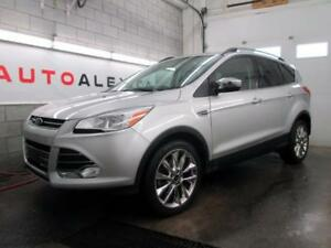 "2016 Ford Escape 4WD CUIR NAVIGATION MAGS 19"" TOIT *54$/SEM*"