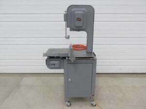 Hobart Commercial Meat Saw 1 phase