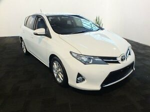 2013 Toyota Corolla ZRE182R Ascent Sport Glacier White 7 Speed CVT Auto Sequential Hatchback Clemton Park Canterbury Area Preview