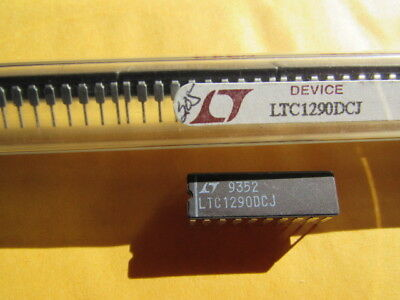 Ltc1290 Ltc1290dcj Linear Tech Single Chip 12 Bit Data Acquisition 20Pin Cer Dip