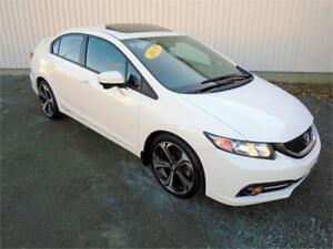 Honda Civic Sedan Si Sedan 2015