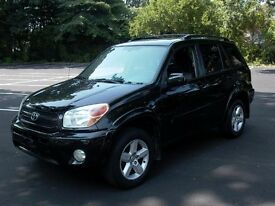 RAV4 for sale 2005, diesel one previous owner