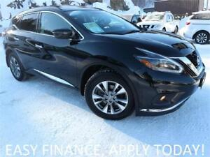 2018 Nissan Murano SV AWD! V6! LOADED! NAV! PANO ROOF! PWR LIFT!