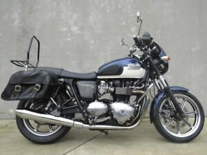 2009 Triumph Bonneville SE Road Bike 865cc Geelong Geelong City Preview