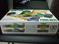 new Tamiya Benetton Ford B192 model kit