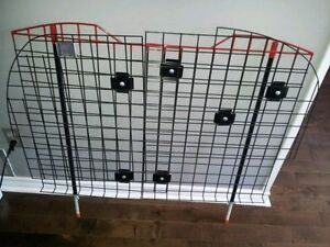 Kennel-Aire Wire Safety Barrier