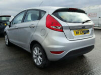 Ford Fiesta MK 8 Tailgate in Silver inc Glass 2010 Ring for more info 2010