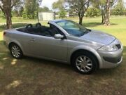 2006 Renault Megane X84 MY06 Upgrade Dynamique Silent Silver 6 Speed Manual Cabriolet Tuggerah Wyong Area Preview