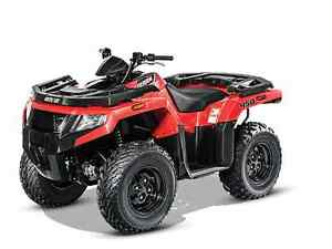 2016 Arctic Cat 450 ONLY $30 p/w ONLY @ M.A.R.S.