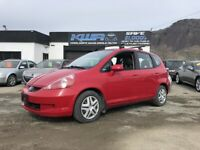 2008 Honda Fit LOW KMS Kamloops British Columbia Preview