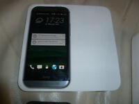 HTC One M8 mobile phone - unlocked, 16GB, comes with case.