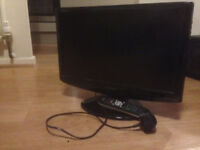 Sharp 19 inch LCD Colour TV