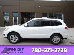 2011 Hyundai Santa Fe AWD LIMITED Leather,  Heated Seats,  Sunro
