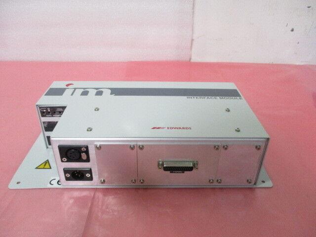 BOC Edwards A52844460 TEL Alpha 8 Interface Module, IM, 418967
