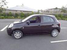 2010 Nissan Micra Hatchback 5 Speed Manual only 92,000klm Springfield Ipswich City Preview
