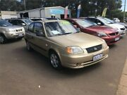 2003 Hyundai Accent LC MY03 GL 5 Speed Manual Hatchback Margaret River Margaret River Area Preview