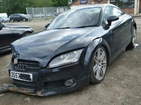 2007 AUDI TT MK2 3.2 V6 QUATTRO BREAKING FOR SPARES PARTS BUB ENGINE