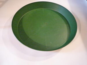 2 Plastic Saucers (18 inch)