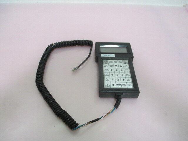 EDC TT130R2-2 Hand Held Teach Pendant, Robot, Controller, 423539
