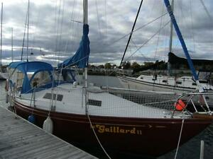 Voilier Seafarer 29 Sailboat