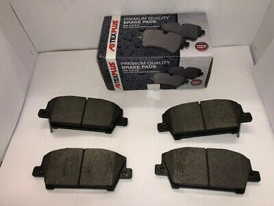 Front Brake Pads Fits Honda Civic MK8 1.4 1.8 2.2 2005-2012
