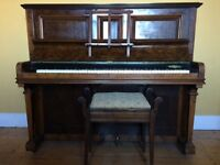 Upright piano - John Spencer