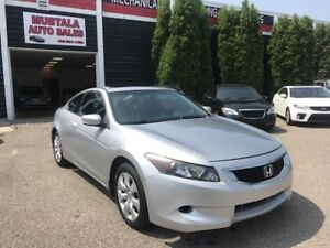 2008 Honda Accord Cpe EX