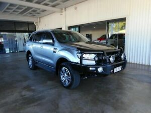 2018 Ford Everest UA 2018.00MY Trend 4WD Aluminium 6 Speed Sports Automatic Wagon Menzies Mt Isa City Preview
