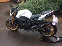 Yamaha FZ8 Superb genuine bike