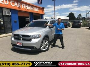 Big Al's Deal Of The Day on This Beautiful 2012 Dodge Durango!