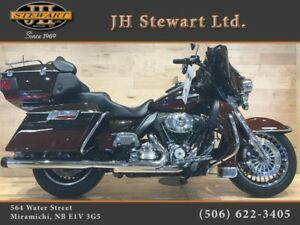 2011 Electra Glide Ultra Limited