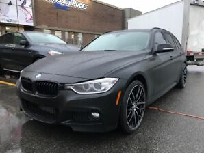 2015 Bmw 328d, touring, xdrive, m-sport package, diesel
