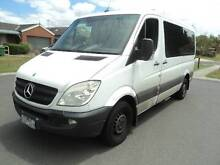2010 Mercedes-Benz sprinter ,auto, 2 ton van FOR monthly RENT Roxburgh Park Hume Area Preview