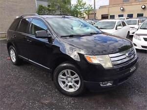 FORD EDGE SE 2007 AUTO/AWD/AC/DÉMARREUR/CRUISE/MAGS/192 500 KM