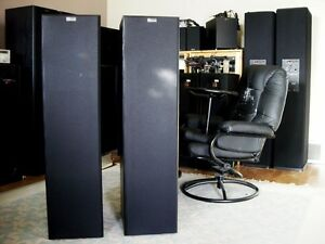 nuance HOME THEATER POWERED TOWER SPEAKERS