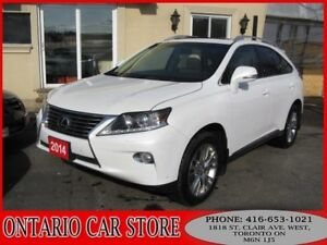 2014 Lexus RX 350 AWD TOURING NAVIGATION LEATHER SUNROOF