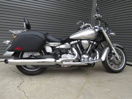 2013 Yamaha STAR TOURER (XV1900AT) Road Bike 1854cc Geelong Geelong City Preview
