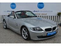 BMW Z4 Can't get finance? Bad credt, unemployed? We can help!