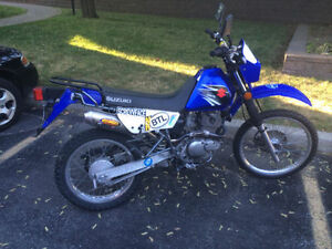 2007 Suzuki DR200SE, Low KM, Several Upgrades