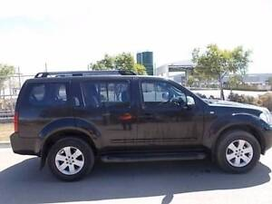 2005 Auto Nissan Pathfinder Wagon Mount Louisa Townsville City Preview