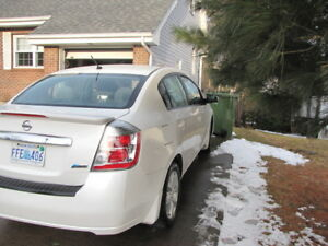 2012 Nissan Sentra - Mint Condition, only 63,569 km